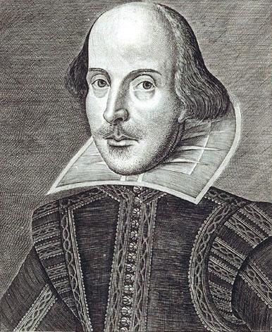 El retrato del llamado Primer Folio